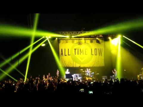 Stella - All Time Low (Live in Manila)