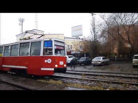 Public Transport in Omsk 2013