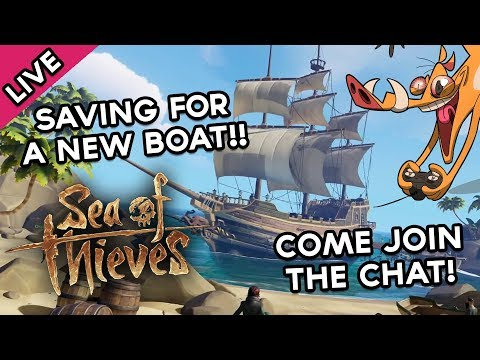 Sea of Thieves CREWING UP WITH THE HOGS!