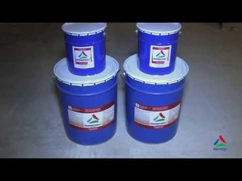 видео: Наливной пол «КрасКо» - Полимерстоун-2