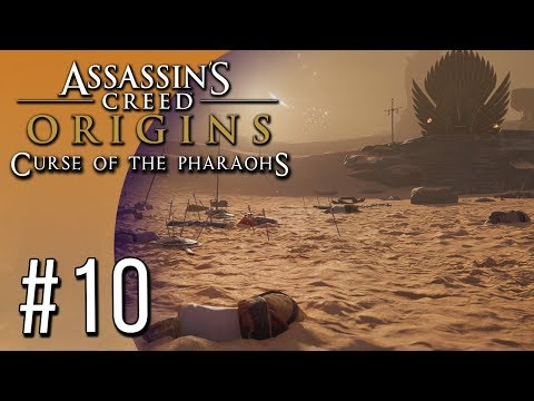 Curse of the Pharaohs DLC #10 (Assassin's Creed: Origins)