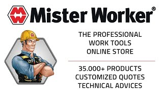 Mister Worker® Video.