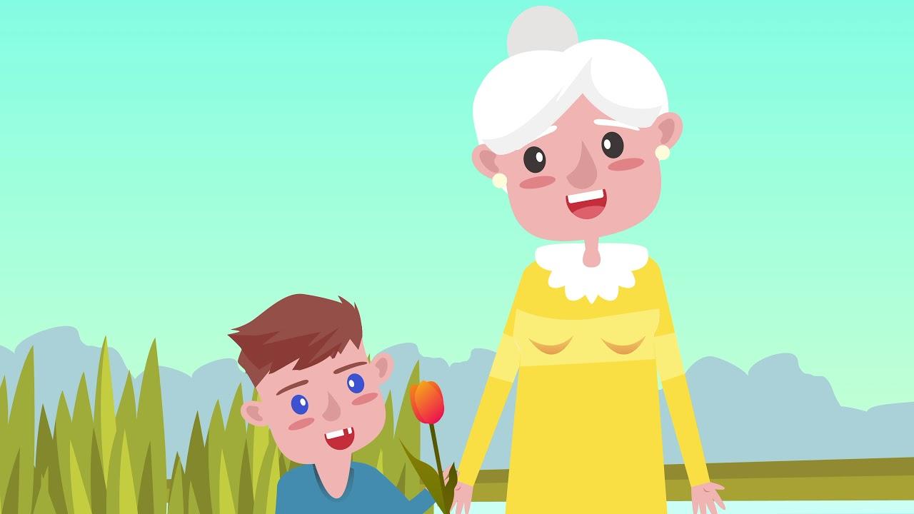BABCIU DZIADKU - Piosenka dla Dzieci
