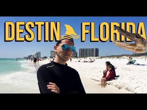 Destin Florida Vlog!