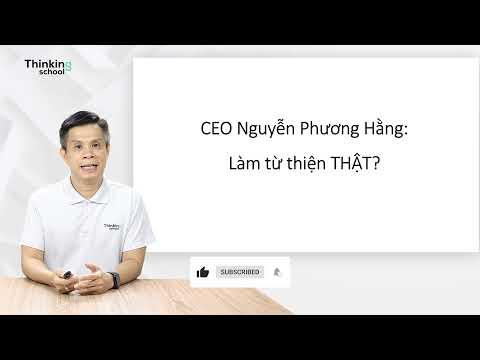 Nguyễn Phương Hằng: có làm từ thiện THÂT không? Có NỔ không? [Vũ Thế Dũng - Thinking School]