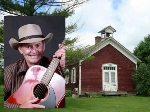 ROD WILLIAMS = A LITTLE COUNTRY SCHOOL HOUSE BY THE LANE = video by charles
