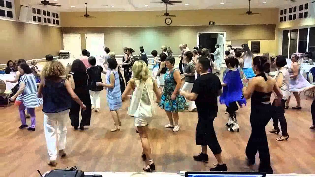 The Other Side (Wow Hawaii) Line Dance - YouTube