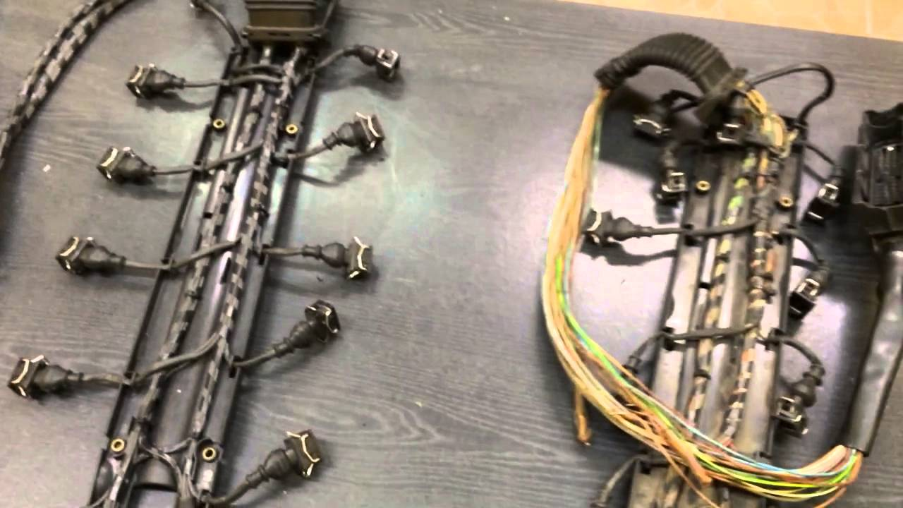 m120 v12 upper wiring harness youtube rh youtube com GM Wiring Harness Replacement OEM Replacement Wiring Harness