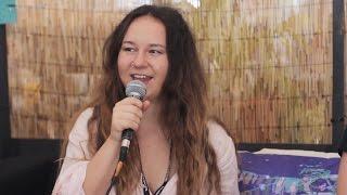 YEWTH | Mallrat interview (Falls Festival Lorne 2016)