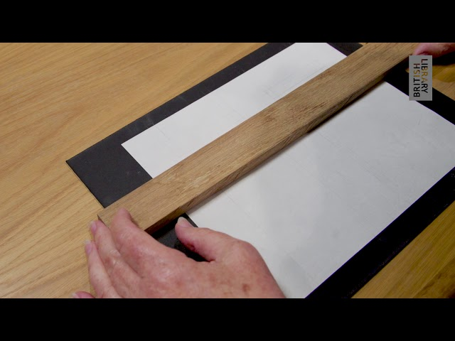 Making Manuscripts: The Page