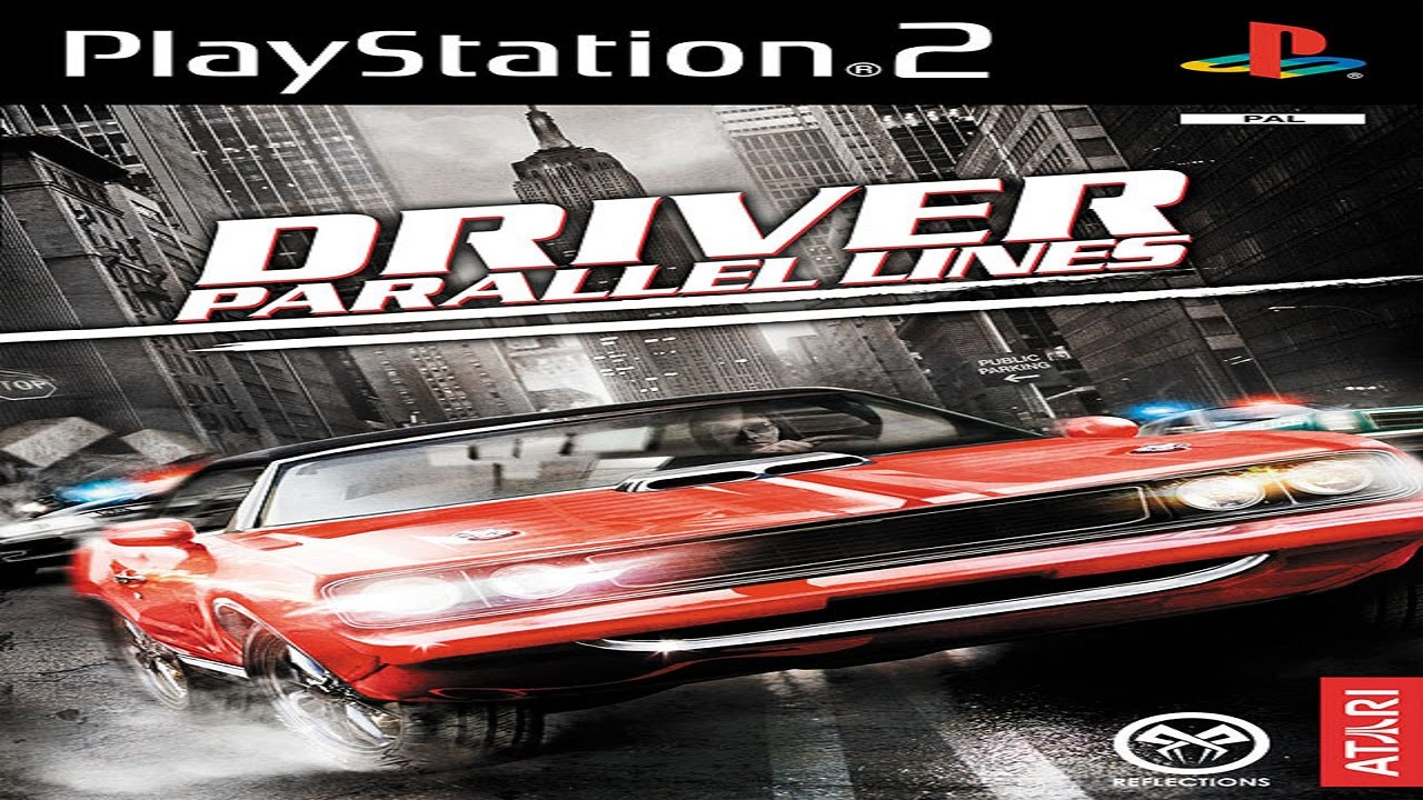 Driver Parallel Lines PS2 Gameplay