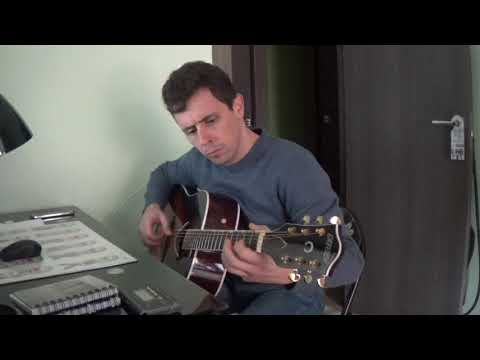 I Walk the line (cover fingerstyle)(Johnny cash)