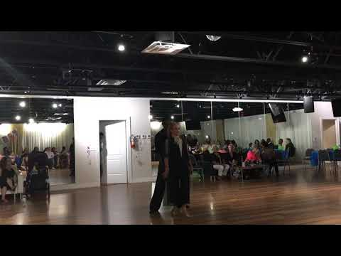 Tango Dance Perform By Maria Alejandra Jimenez Buiza And  Hugues Napoleon