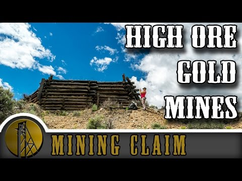 High Ore - Montana - Gold Rush Expeditions - 2015