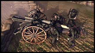 EPIC POLISH LINE DEFENSE! German Invasion of Poland 1939 - Men of War RobZ Realism Mod Gameplay