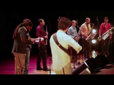 Gian Correa no Auditório Ibirapuera - Baile na Pensão Viana