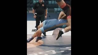 Highlights from Day 6 - 2021 Cadet World Championships #WrestleBudapest
