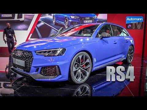 2018 Audi RS4 Avant (450hp) - #AutomannTalks