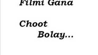 Choot Bolay-Harami Urdu Qawwali Gana - Filmi Mukhrra