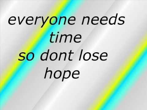 The Red Jumpsuit Apparatus- Dont Lose Hope (lyrics)