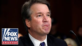 Kavanaugh denies allegations in forceful opening statement
