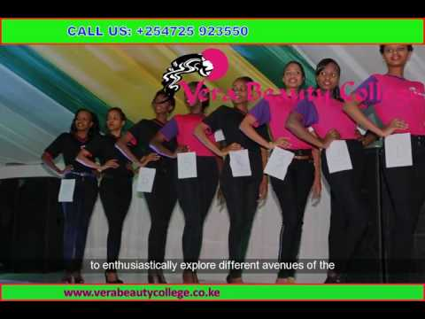 Kenya Best Beauty And Fashion College Youtube