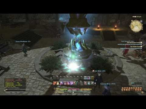 Final Fantasy XIV: A Realm Reborn - Part 7: Preparing To Fly