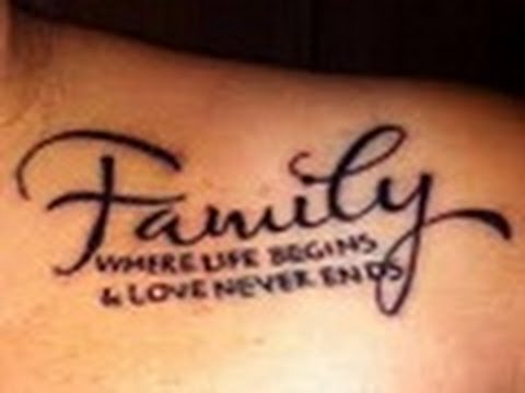 Unique Family Tattoo Ideas Printable Unique Family Tattoo Ideas