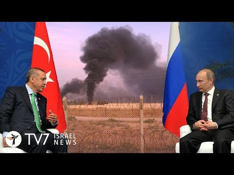 Turkey's Syria-offensive imminent as talks with Russia fail - TV7 Israel News 19.02.20
