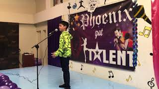 PPS Got Talent 2018 Waleed Year 7