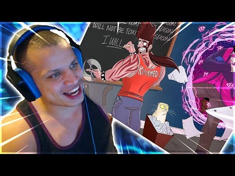 TYLER1 GETS A GIFT FROM RIOT GAMES | LL STYLISH CLEAN OUTPLAY | BOXBOX CONFUSES US | LoL Moments