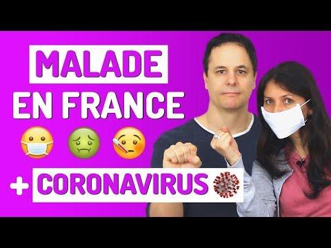 Expressions en français sur la santé, la maladie... | Vidéo spéciale coronavirus