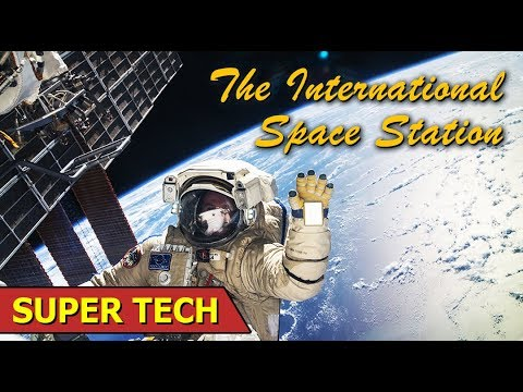 The International Space Station | Hawk-Eye Technology | Giant Research Magnet | Super Tech