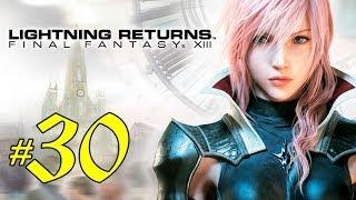 "Lightning Returns: FFXIII - 30 - Wild Lands a Fondo - Partida a ""Ciegas"" en Japones"