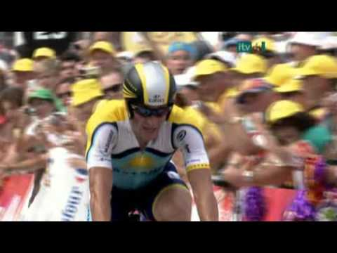 2009 Tour de France Stage 1 Highlights