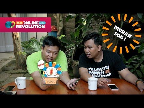 #NGETEH 3 : 10 Gadget Buat DiPantengin Di Online Revolution Lazada