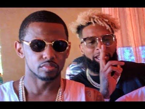 """Odell Beckham """"ROASTS Fabolous For Being Ugly At DJ Khaled Vegas Party"""""""