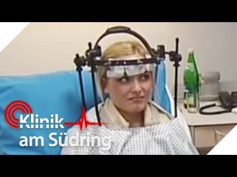 Absoluter Horror: Nach OP im Rollstuhl und stumm?   Klinik am Südring   SAT.1 TV