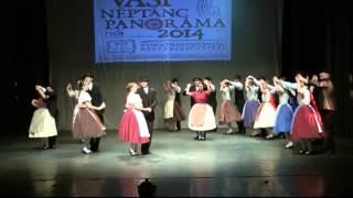 Ungaresca Táncegyüttes Szombathely- Vasvármegyei táncok Thumbnail
