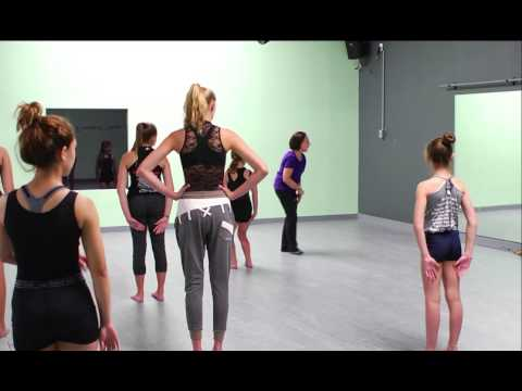 Intro to Modern Dance, Ellie Potts Barrett