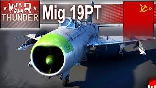 Mig 19PT - walka rakietami - War Thunder