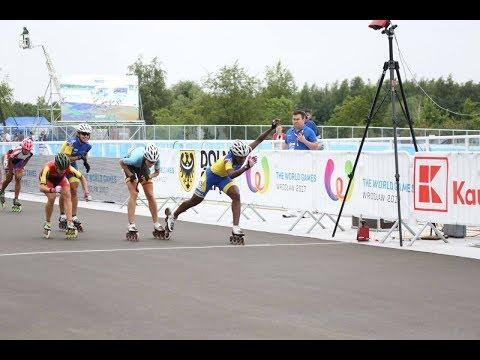 20000 Mts Elimination Ladies Final - World Games 2017