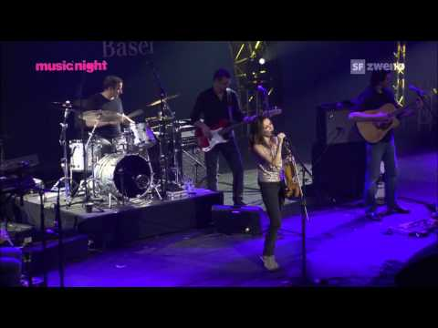 Radio - Sharon Corr live at 'AVO Session', Basel | Switzerland (05-11-11)