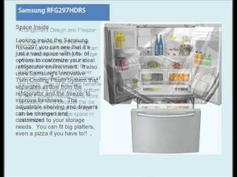 Samsung Rfg297hdrs French Door Refrigerator A Review Of
