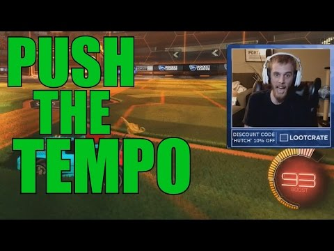 GASSYBANANAHUTCH (Rocket League w/Seananners and