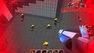 Кубезумие 2 Война Зомби. Прохождение эпизода 6 миссии 1