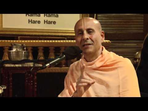 Lecture - Radhanath Swami - Remembering Tamal Krishna Goswami & Bhakti Tirtha Swami