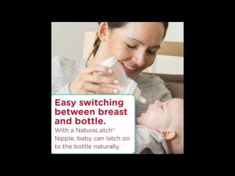 Best Baby Bottle | Playtex BPA Free Bottle Starter Gift Set review