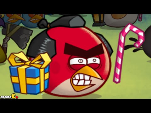 Angry Birds Fight! - Undefeatable Black Birds Haunted ...