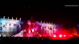 Kavinsky Live at Place Stanislas in Nancy Electro House Mix 2013